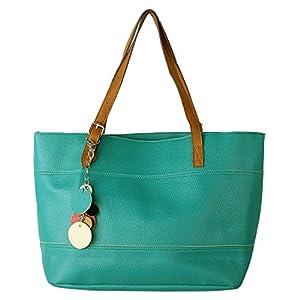 Retro Fashion Women's Tote PU Leather Shoulder Bag Handbag Shopper