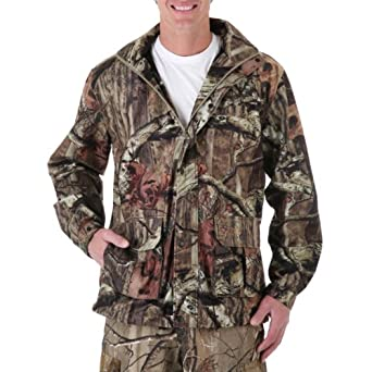 Wrangler Mossy Oak Break-up Camo Infinity Hooded Jacket