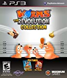 Worms Revolution Collection - PlayStation 3 PS3 Edition
