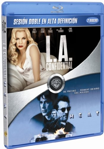 Pack: L.A. Confidential/ Heat [Blu-ray]