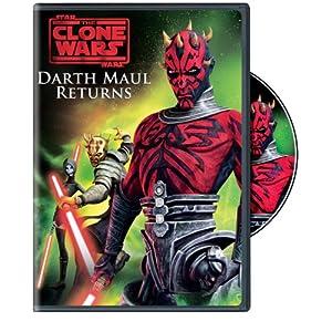 Star Wars The Clone Wars: Darth Maul Returns (Exclusive Director's Cut) (DVD) (2012) - George Lucas, Tom Kane, Anthony Daniels, Matthew Wood (DVD - 2012)