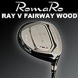 romaro 特注カスタムクラブ Ray Vフェアウェイウッド 藤倉スピーダーエボリューションシャフト 569 S 3W