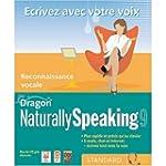 Dragon NaturallySpeaking Standard 9.0...