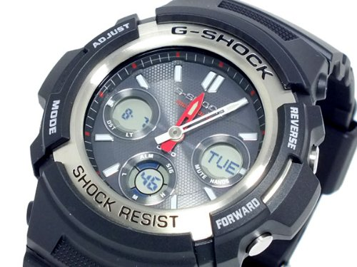 Casio CASIO G shock g-shock whole solar watch AWRM 100-1 A parallel imported goods