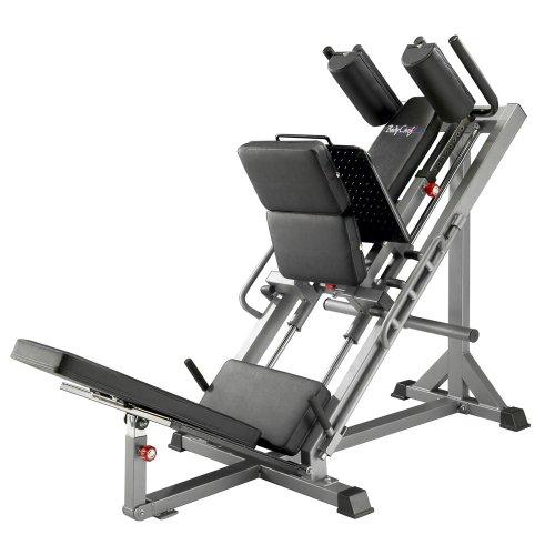 Bodycraft F660 Leg Press / Hip Sled front-600320