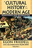 img - for A Cultural History of the Modern Age: Renaissance and Reformation book / textbook / text book