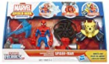 Marvel Spider-Man Adventures Action Gear Spider-Man