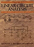 img - for Linear Circuit Analysis: Time Domain and Phasor Approach book / textbook / text book