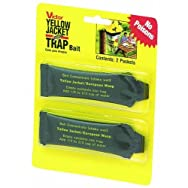 WoodstreamM385Flying Insect And Yellow Jacket Bait-YELLOW JACKET BAIT