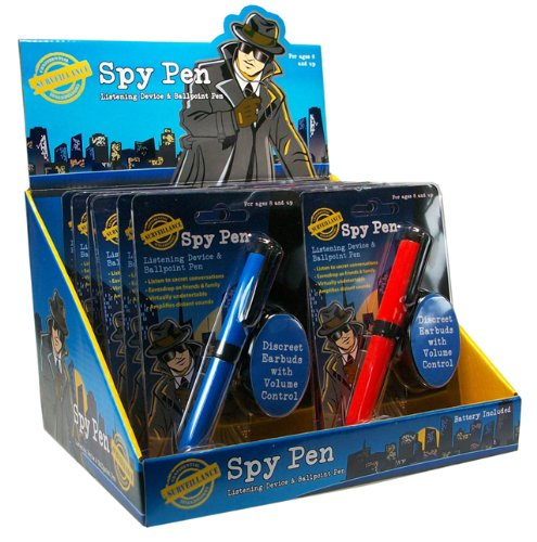 Listening Device And Ballpoint Spy Pen - 1