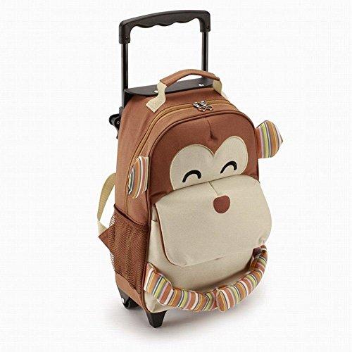babyhugsr-3-way-kids-animal-carrito-equipaje-de-cabina-de-rolling-mochila-preescolar-mochila-escolar
