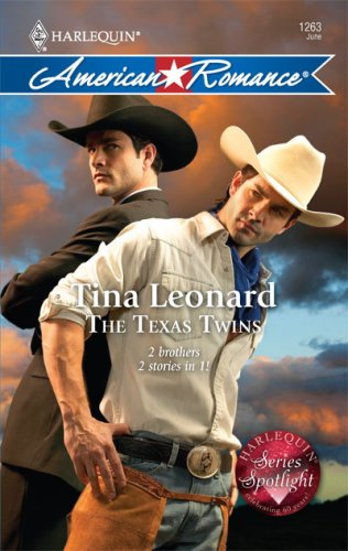 Image of The Texas Twins: The Billionaire\The Bull Rider