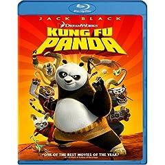Kung Fu Panda (+BD Live) [Blu-ray] (2008)
