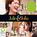 Julie & Julia Audiobook by Julia Powell Narrated by Julie Powell