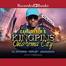 Carl Weber's Kingpins: ATL Audiobook by  Brick,  Storm Narrated by Randall Bain, B. Lipton Bennett, Daxton Edwards, Dylan Ford, Ebony Mendez