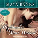 Highlander Most Wanted: Montgomerys and Armstrongs, Book 2