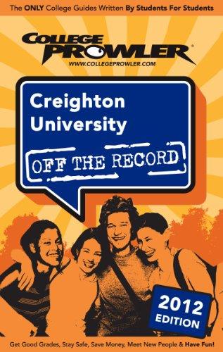 Creighton University 2012