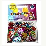 Confettis De Table Joyeux Anniversaire - Décoration Fête et Anniversaire