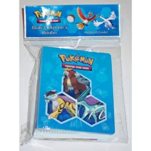 Pokemon Trading Card Game Mini Collector's Binder (holds 60 cards), Card Sets - Amazon Canada