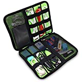 1PC Fashion Organizer System Kit Case Storage Bag Digital Devices USB Data Cable Earphone Wire Pen Travel Insert Hight Quality Hot(Size: (L)
