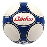 Baden Low Bounce Futsal Practice Ball, Blue/White