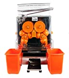 Commercial Automatic Electric Orange Lemon Juice Machine Maker Juicer Squeezer