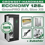 Growbox GrowPRO 2.0 XS - Grow Set für Indoor Homegrow - ESL...