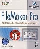 echange, troc Cynthia Baron, Daniel Peck - FileMaker Pro