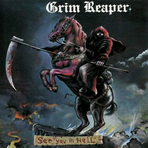 Original album cover of See You in Hell [Explicit] by Grim Reaper