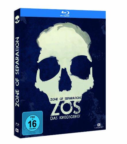 ZOS: Zone of Separation - Das Kriegsgebiet [Blu-ray]