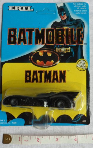 Ertl Batmobile Batman - 1