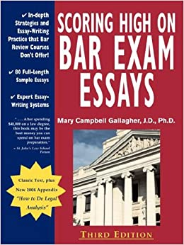 scoring high on bar exam essays amazon The one year devotions for women on the go - amazoncom  scoring high on bar exam essays: in-depth strategies and essay-writing that bar.