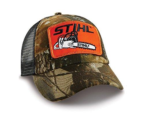 Men's STIHL Realtree Hardwoods Camo Hat / Cap - 8401556 (Stihl Cap compare prices)