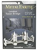 Fascinations Metal Earth 3D Laser Cut Model - London Tower Bridge