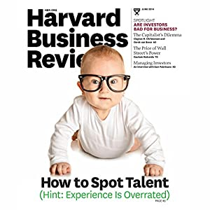 Harvard Business Review, June 2014 Periodical