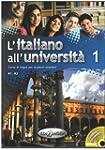 L'Italiano All'Universita: Libro + CD...