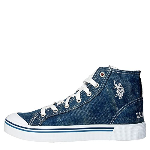 U.s. Polo Assn GYNN4273S6/T2 Sneakers Donna Tessuto Jeans Jeans 39