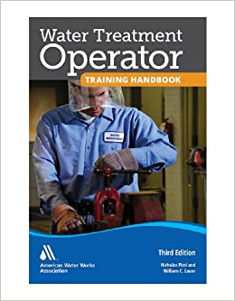 Water Treatment Operator Handbook - Nicholas G. Pizzi - Google Books