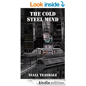 The Cold Steel Mind (Aneka Jansen Book 2)