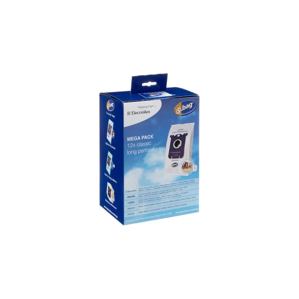 eb506166b65 Electrolux E 201 M Megapack/S bag Classic Long Performance, 12 on ...