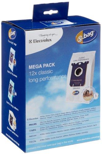 electrolux e201m accessoires aspirateur s bag classic long performance 12 sac. Black Bedroom Furniture Sets. Home Design Ideas