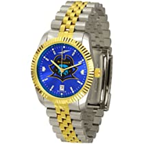 "East Tennessee State Buccaneers NCAA AnoChrome ""Executive"" Mens Watch"