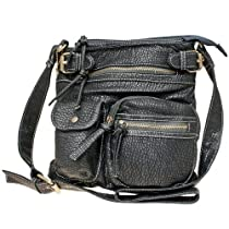 In Style Spacious Messenger & Cross Body for Young Women and Girl Handbag(D-SL)