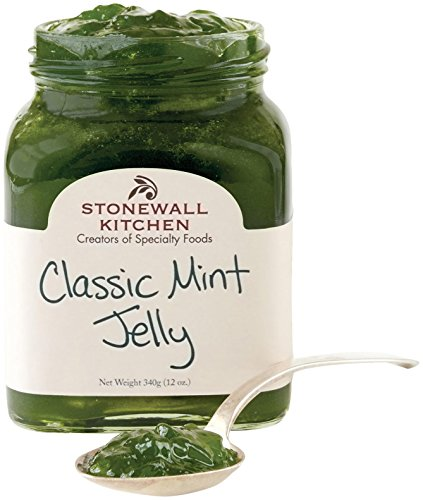 Stonewall Kitchen Classic Mint Jelly, 12.25 Ounce (Jelly At Lamb compare prices)