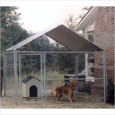 Complete 10' x 10' Pup Tent