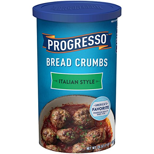 Progresso Italian Style Bread Crumbs, 24 oz (Progresso Bread Crumbs compare prices)