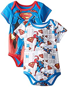 Superman Boys' Value Pack Bodysuits at Gotham City Store