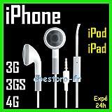 Apple Kit pieton main libre d'origine Pour le iPhone 4