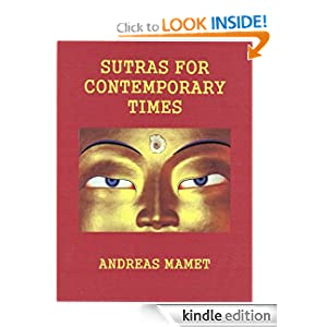 SUTRAS FOR CONTEMPORARY TIMES