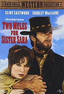 Two Mules For Sister Sara [Import USA Zone 1]